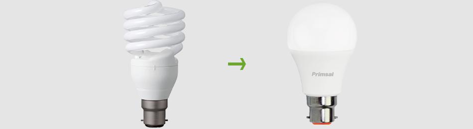Government Free Light Bulbs Program in Victoria