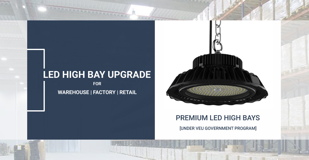 LED High Bay Upgrade: Everything You Need To Know
